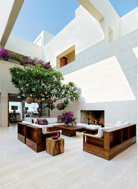 25 Beautiful Outdoor Fireplaces Staging Homes For Comfort In Style