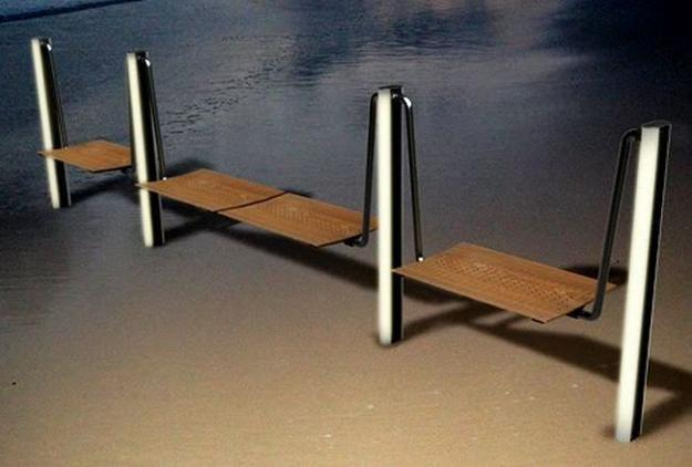 Unusual And Creative Garden Bench Design Ideas