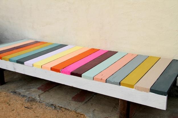 Groovy 20 Creative Garden Benches Inspiring New Ideas For Garden Design Creativecarmelina Interior Chair Design Creativecarmelinacom