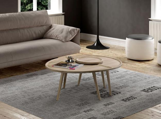 space saving living room furniture. Two-in-one Wooden Coffee Table. Table, Space Saving Living Room Furniture Design