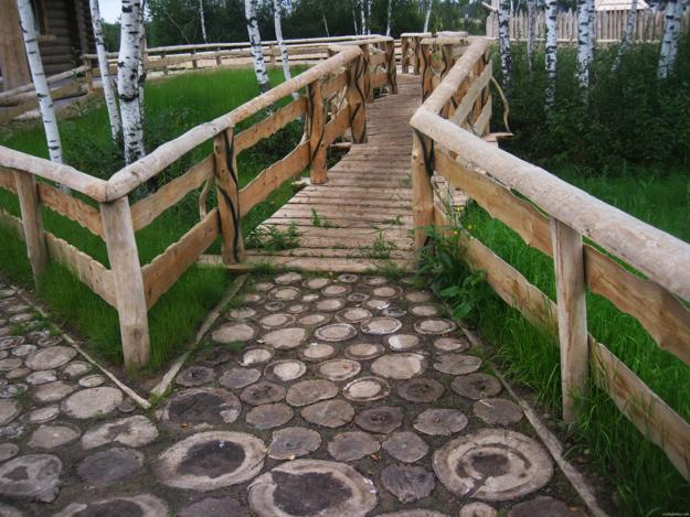 Merveilleux 30 Green Design Ideas For Beautiful Wooden Garden Paths