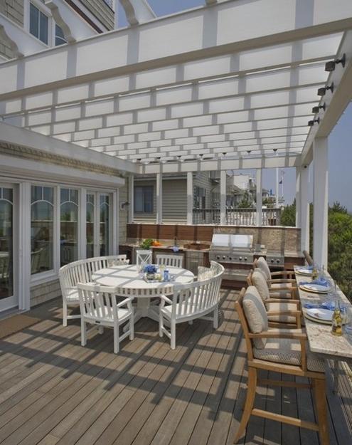 30 Creative Patio Ideas and Inviting Backyard Designs on Creative Patio Designs id=77264
