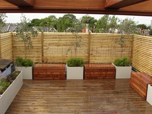 Beau Ceramic Tiles, Traditional Patio Ideas