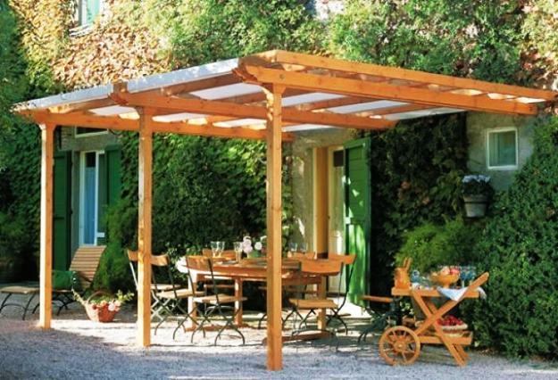 22 Beautiful Wooden Garden Designs To Personalize Backyard