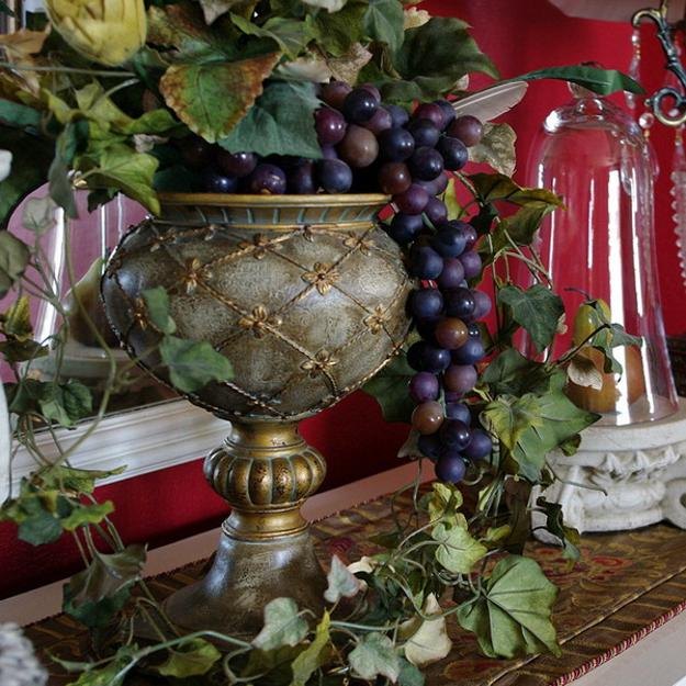 Fall Decorating Ideas For The Dining Room: Fall Ideas For Dining Room Decorating In English Country Style