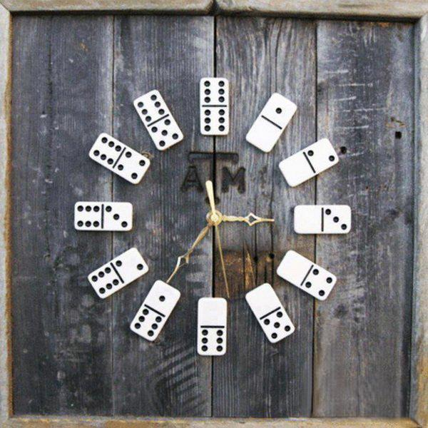 30 Funky Wall Clock Design Ideas Personalizing Interior ...