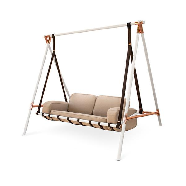 hanging chairs and sofas for modern interior decorating