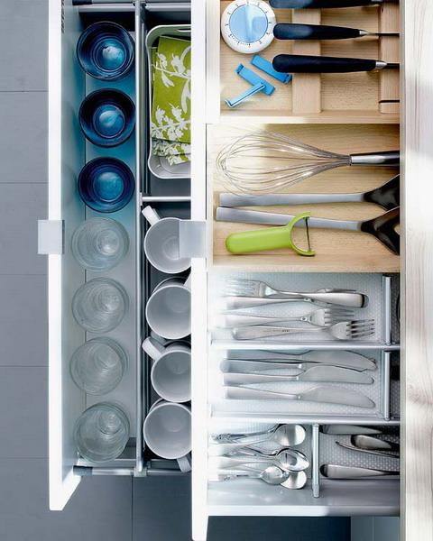 25 Modern Ideas To Customize Kitchen Cabinets, Storage And