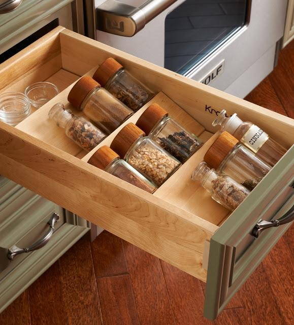 Kitchen Ideas Cabinet Drawer: 25 Modern Ideas To Customize Kitchen Cabinets, Storage And
