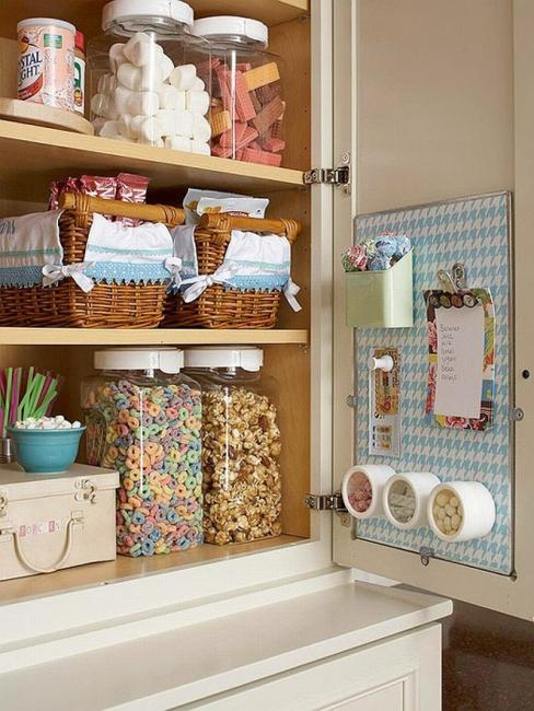 Small Kitchen Storage And Organization Ideas