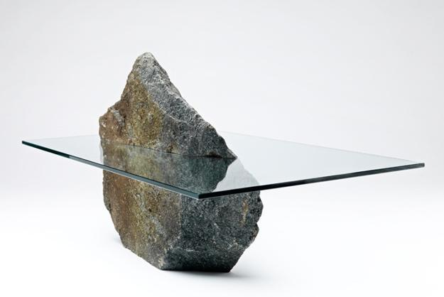 Modern Furniture Made Of Stone