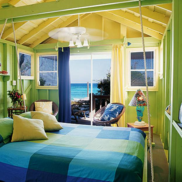 Yellow And Green Kids Room Ideas: Trendy Color Combinations For Modern Interior Design In