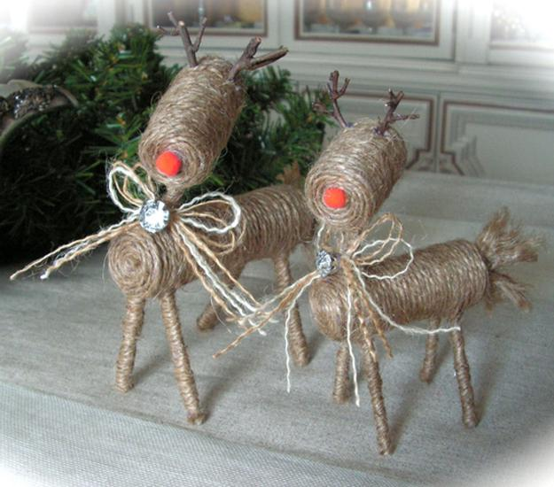 15 Recycling Ideas for Handmade Christmas Decorations and Winter ...