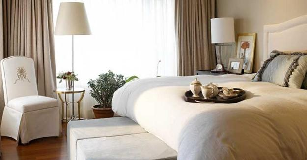 White Decorating Ideas For Small Bedroom Design