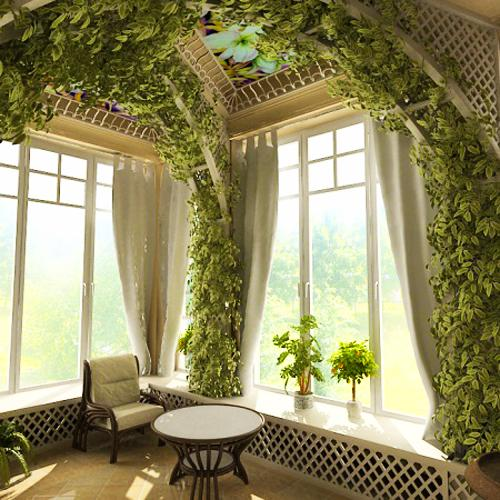 Fresh Indoor Plants Decoration Ideas For Interior Home: Cheap Ideas For Eco Friendly Interior Decorating With