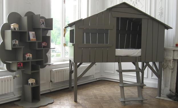 12 Creative Kids Beds And Wonderful Children Bedroom