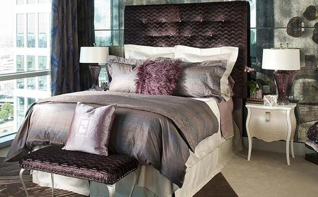 Exceptionnel Rich Bedroom Colors, Modern Interior Design Trends 2015, Bedroom Decorating  By RSVP Design Services