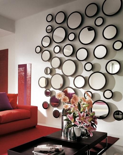 . 22 Latest Trends in Decorating Empty Walls  Modern Wall Decor with