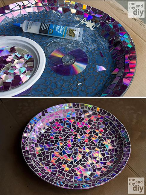 20 Recycling Ideas Turning Cds Into Recycled Crafts