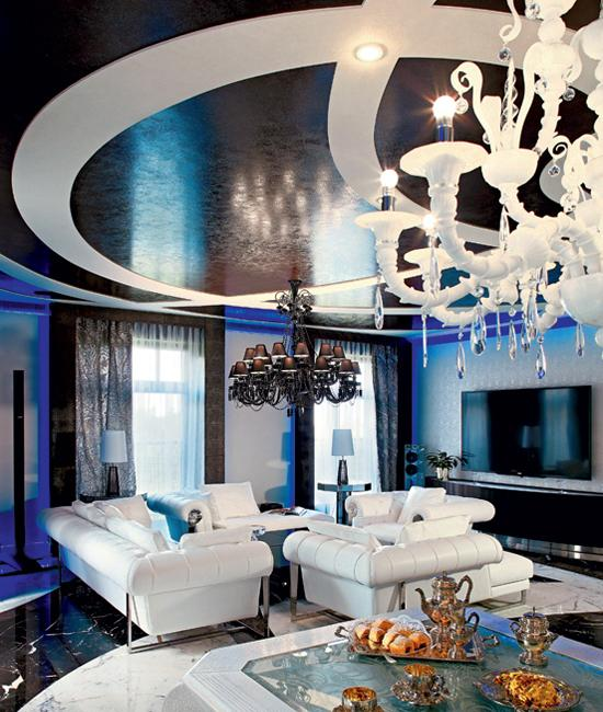 Modern Interior Design And Decorating In Eclectic Style