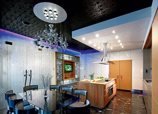 Modern Interior Design and Luxury Apartment Decorating Ideas in ...