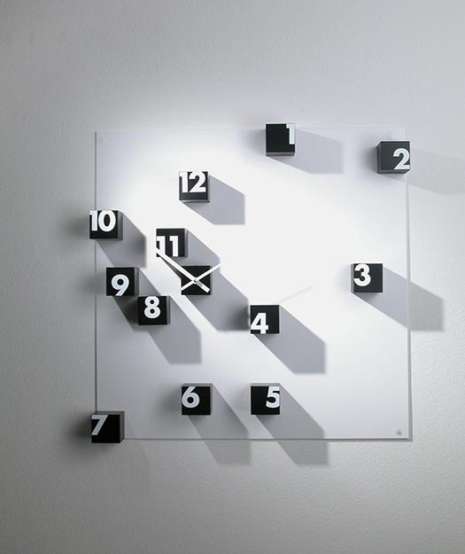 Contemporary Wall Clocks Creative Design Ideas