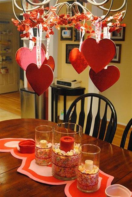 22 Interior Decorating Ideas For Valentines Day Bringing