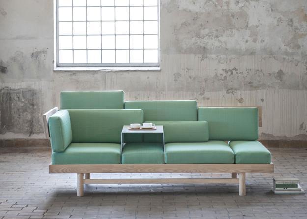 Modern Furniture Design In Scandinavian Style