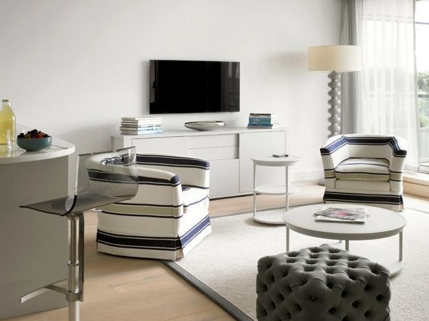 apartment decorating ideas, light neutral colors