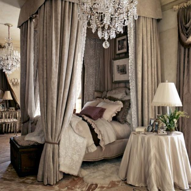 Vintage Country Bedroom Decorating Ideas New Style Bedroom Design Bedroom Decor Elegant Green Bedroom Color Schemes: 22 Classic French Decorating Ideas For Elegant Modern