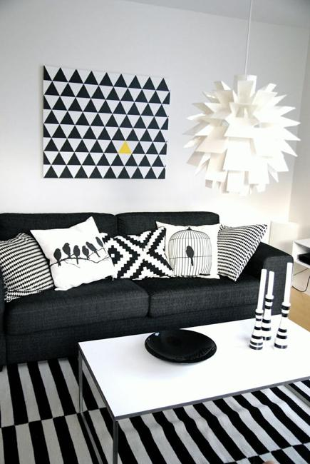 Geometric Objects and Decoration Patterns in Modern Living ...