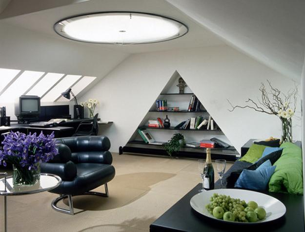 Geometric Objects And Decoration Patterns In Modern Living