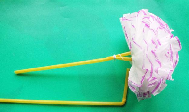 Recycling Plastic Straws And Making Paper Flowers Simple