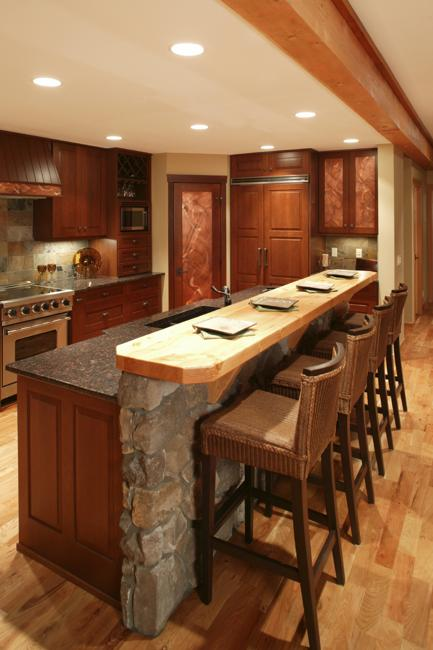 15 Custom Kitchen Islands For Beautiful Kitchen Designs