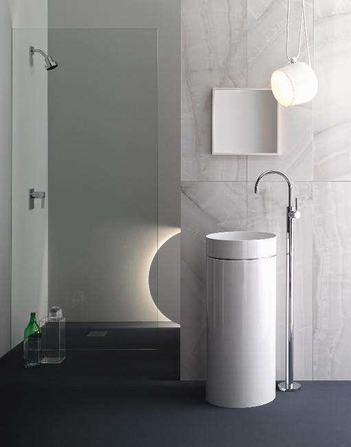 Modern Bathroom Fixtures For Minimalist Style Contemporary Design