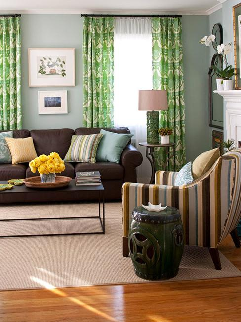 Decorative Matching Living Room: Modern Interior Colors And Matching Color Combinations