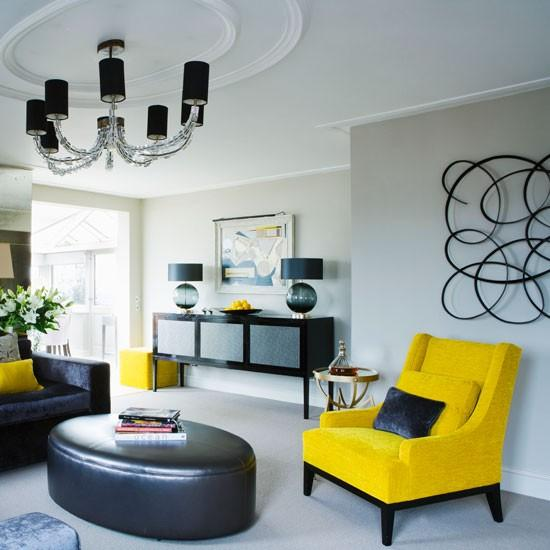 5 Living Rooms That Demonstrate Stylish Modern Design Trends: Modern Interior Colors And Matching Color Combinations