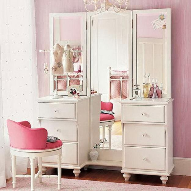 20 Modern Ideas And Tips For Interior Decorating With Dressing Tables
