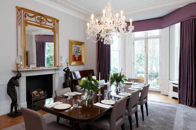 Classic Interior Design And Home Staging With Modern Vibe By Juliette Byrne