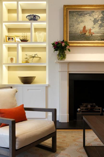 Classic Interior Design And Home Staging With Modern Vibe