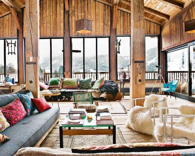 Bohemian Chic Interior Design: Boho Chic Trends In Decorating