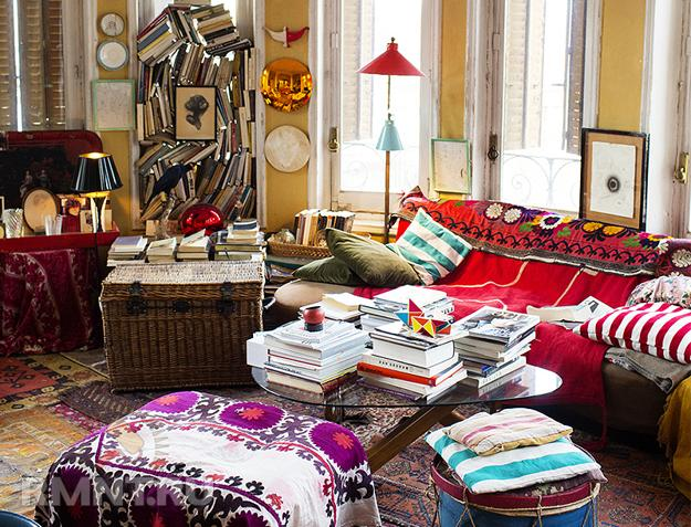 25 Bright Ideas For Modern Interior Decorating In Boho Style