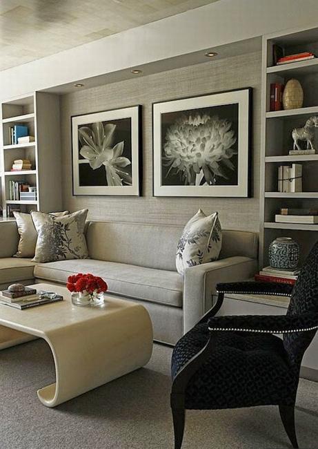 Room Color Designer: 20 Modern Interior Design Ideas Showing Latest Trends In