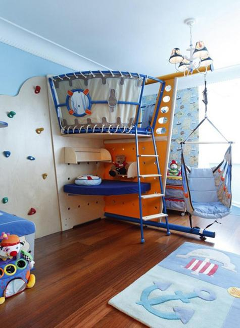 15 Colorful Decor Themes And Modern Ideas For Kids Room