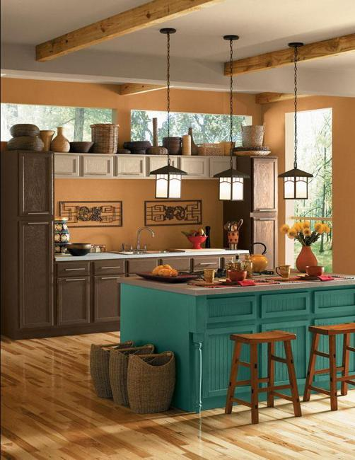 Kitchen Design Architecture Ideas ~ Beautiful kitchen design ideas in mediterranean styles