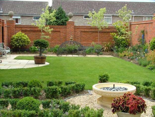 25 garden design ideas for landscaping in moresque style