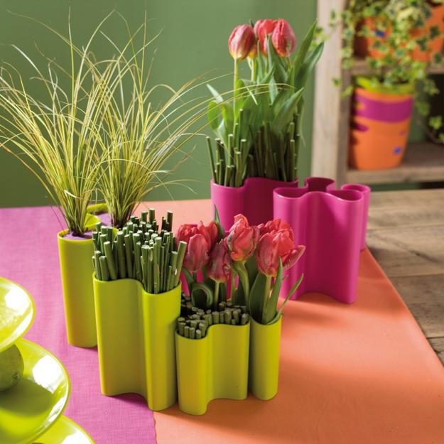 Spring Design Ideas: 20 Beautiful Ideas For Spring Decorating With Flowers