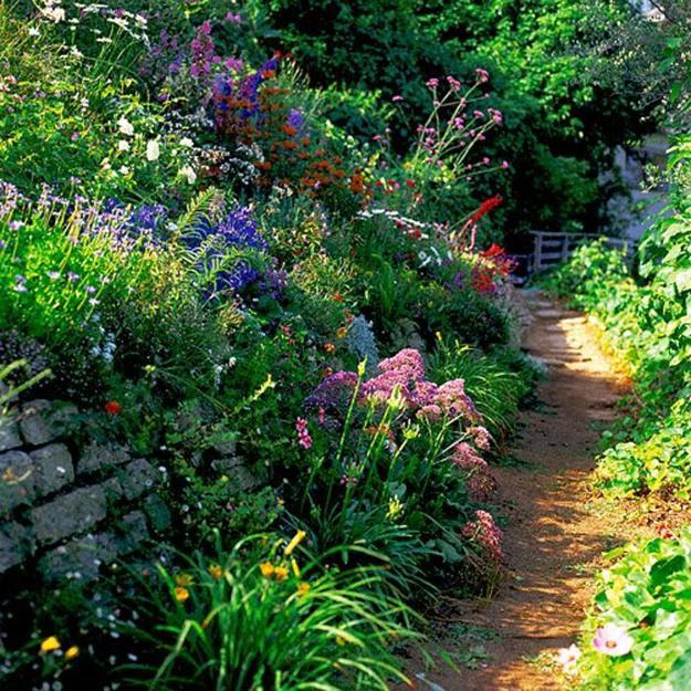 Romantic Garden Designs: Beautiful Garden Design Ideas Inspired By Romantic Fairy Tales