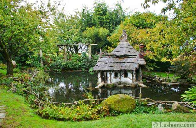 Beautiful Garden Design Ideas Inspired By Romantic Fairy Tales