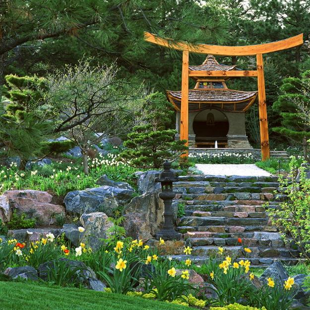 Romantic Garden Design: Beautiful Garden Design Ideas Inspired By Romantic Fairy Tales